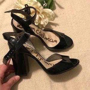 Sam Edelman faux leather sandals